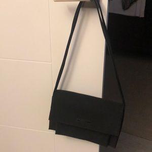 Black Italian purse NEW Gian Marco Venturi